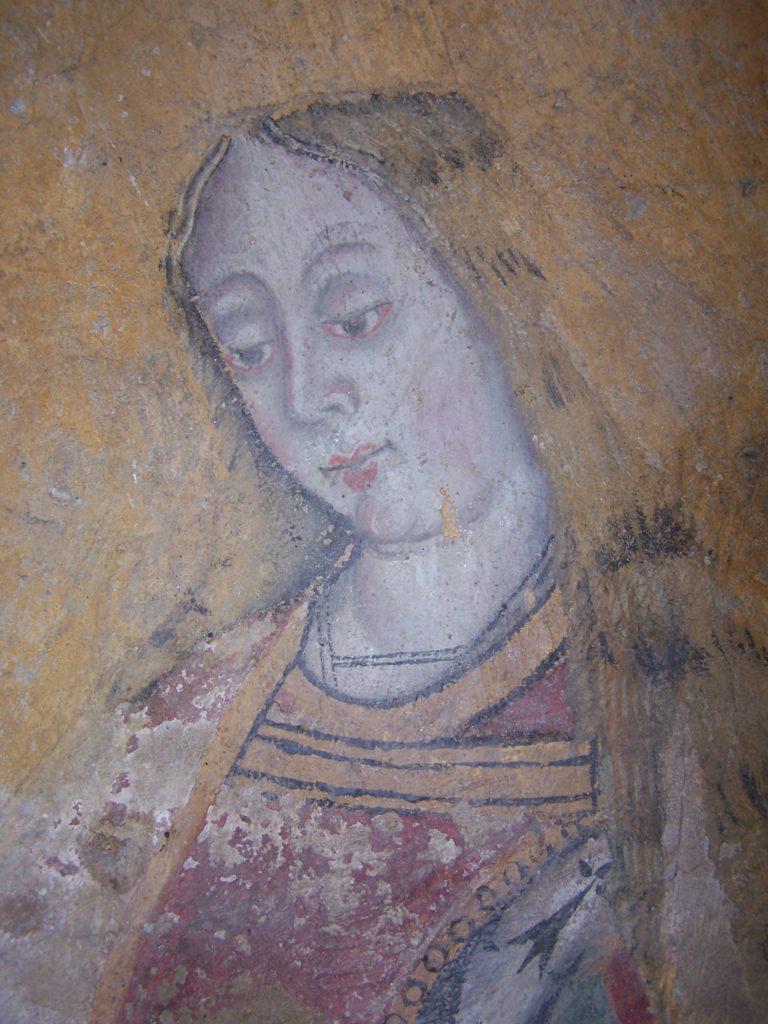 Accueil - In Situ Conservation - Claire Bigand - Restauration Peintures murales