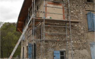 Double cadrans solaires, Vourey, Auvergne Rhône Alpes, Isère (38)