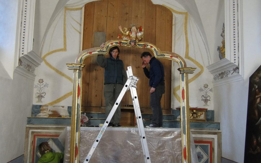Chapelle des Chattrix, St-Gervais-les-Bains, Auvergne Rhône Alpes, Haute-Savoie (74)