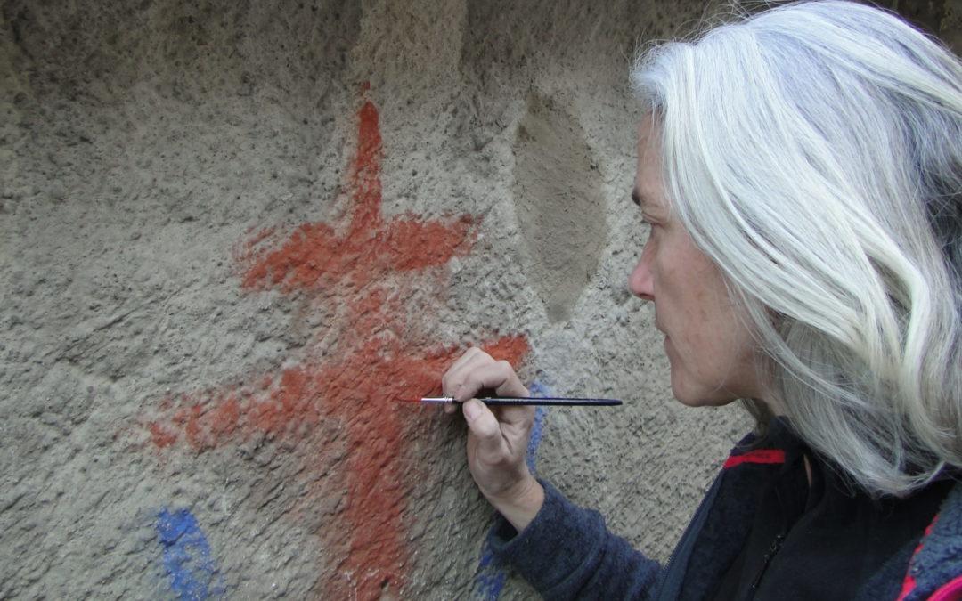 Restauration de croix de Lorraine, Auvergne Rhône Alpes, Isère (38)