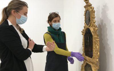 Châsses et reliquaires du Musée St Nicolas de Véroce, Saint Gervais, AURA, Haute-Savoie (74)